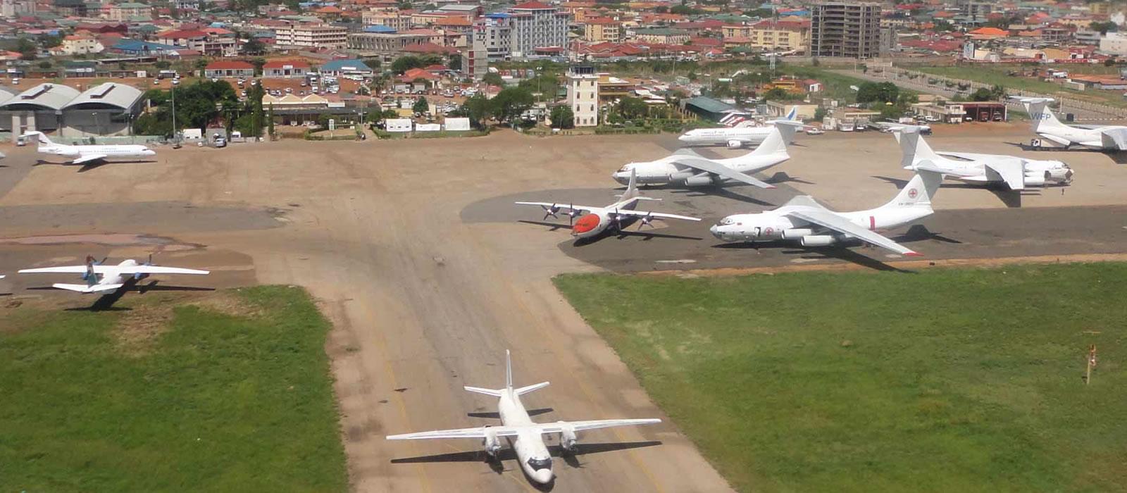 JUHDS Juba Airport Handling