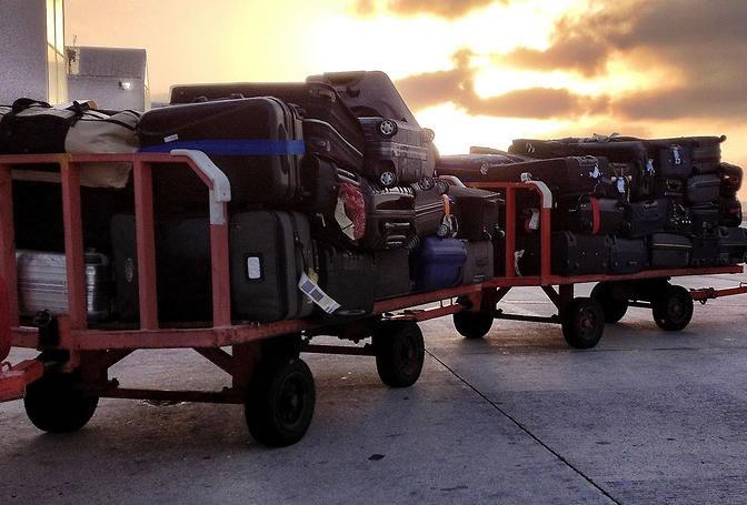 Handling of Passenger Baggage